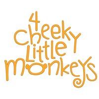4 Cheeky Little Monkeys