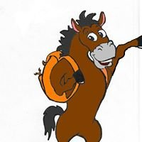 Rutas a caballo Errotain zaldi ibilaldiak