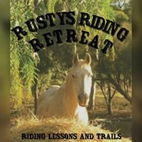 Rustys Riding Retreat Riding Lessons and Trails