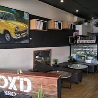 Box'd Espresso bar