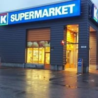 K-supermarket Jeppis Pietarsaari