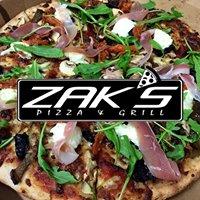 Zaks Pizza & Grill #HappyValley Takeaway