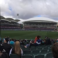 The Hill Adelaide Oval