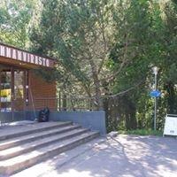 Kustavin kirjasto – Biblioteket i Gustavs – Kustavi Library