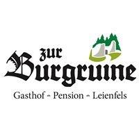 """Gasthof und Pension """"Zur Burgruine"""""""