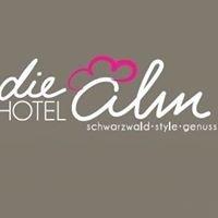 "Hotel ""DIE ALM"""