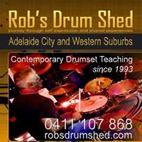 Rob's Drum Shed