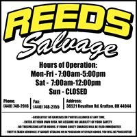 Reed's Salvage Corp