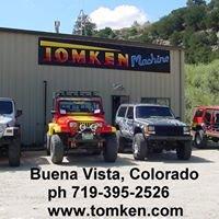 Tomken Machine