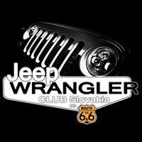 JEEP WRANGLER club Slovakia