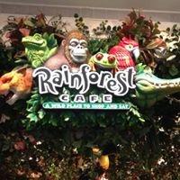 RainForrest Cafe @ Woodfield Mall