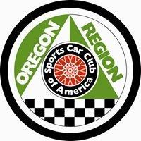 Oregon Region SCCA Office