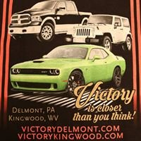 Victory Chrysler Dodge Jeep Ram & Pre-Owned Super Center Delmont, PA