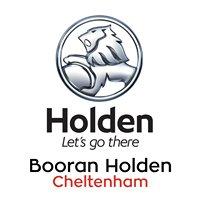 Booran Holden  Cheltenham