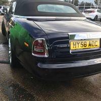 Autospa professional car wash valeting & detailing centre.