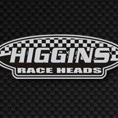 Higgins Race Heads