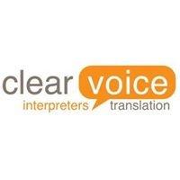 Clear Voice - interpreters & translation