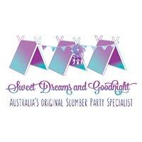 Sweet Dreams and Goodnight - Kids Slumber Parties