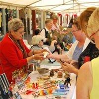 Sixth Street Handmade artist market