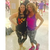 Zumba with Amy Morgan