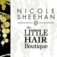 Nicole Sheehan @ The Little Hair Boutique