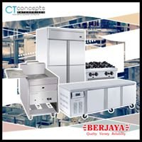 CT Concepts Food Equipment Distributor
