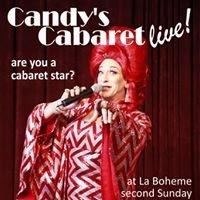 Candy's Cabaret Live