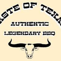 Taste Of Texas BBQ