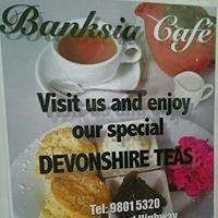 Banksia Nursery Cafe