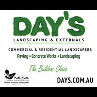 Day's Landscaping & Externals