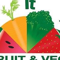 Lovin it Fresh Fruit & Veg