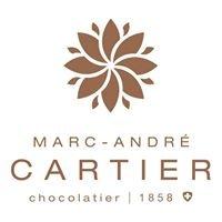 Marc-André Cartier - Artisan chocolatier Suisse