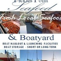 Pickles Point Seafood & Boatyard