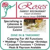 Roses Restaurant