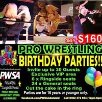 Pro Wrestling South Australia