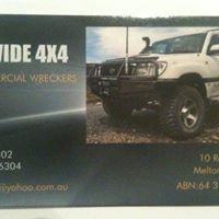 Oz Wide 4x4 wreckers