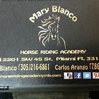 Mary Blanco Horse Riding Academy