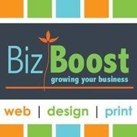 BizBoost - web, design, print