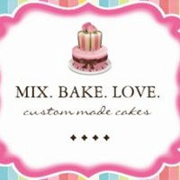 Mix. Bake. Love