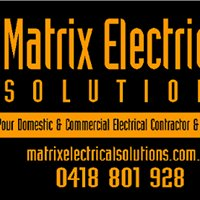 Matrix Electrical Solutions Adelaide