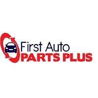 First Auto Parts Plus
