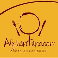 Afghan Tandoori