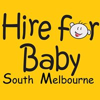 Hire For Baby South Melbourne