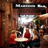 Cafe Martini Bulls Head Hotel