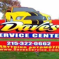 Dave's Service Center