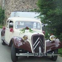 Location voiture de collection pour mariage