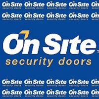 On Site Security Doors