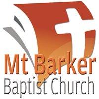 Mount Barker Baptist Church
