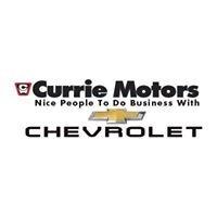 Currie Motors Chevrolet