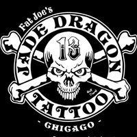 Jade Dragon Tattoo